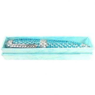 Crystal Blue Pen Boxed