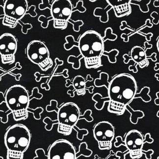 Skull & Crossbones Wrapping Paper 57cm x 160m
