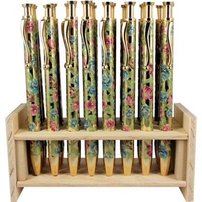 Gold Rose Pens