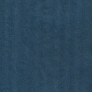 Ribbed Navy Brown Kraft Wrapping Paper 57cm x 200m