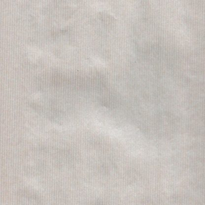 Ribbed Silver Brown Kraft Wrapping Paper 57cm x 160m