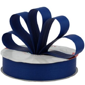 Royal Blue Matte Ribbon 31mm