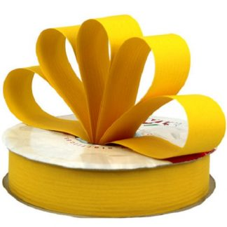 Yellow Matte Ribbon 31mm