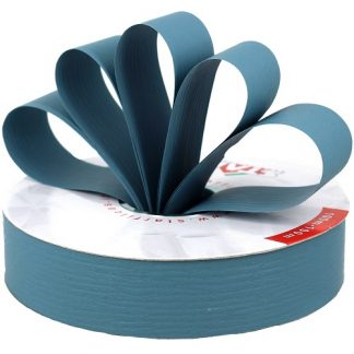 Steely Blue Matte Ribbon 31mm