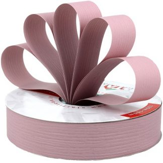 Dusky Pink Matte Ribbon 31mm