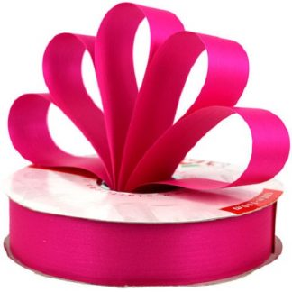 Fuchsia Matte Ribbon 31mm