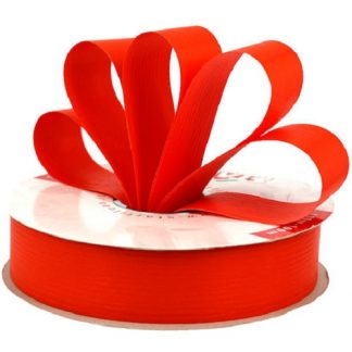 Orange Matte Ribbon 31mm