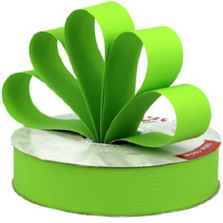 Lime Matte Ribbon 31mm