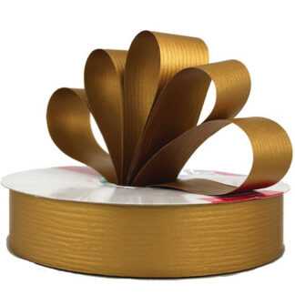 Golden Matte Ribbon 31mm
