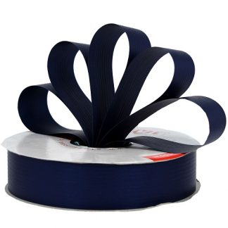 Navy Matte Ribbon 31mm