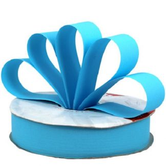Pale Blue Matte Ribbon 31mm