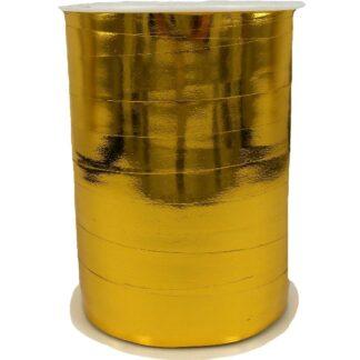 Yellow Metallic Ribbon