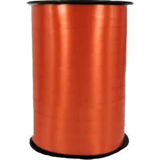 Orange Satin Ribbon 10mm