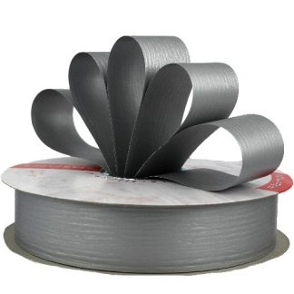 Silver Matte Ribbon 31mm