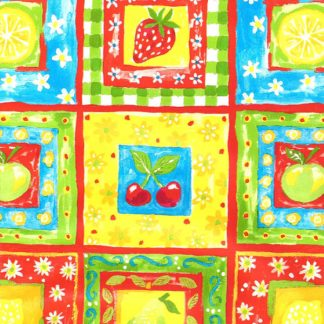 Fruit Narrow Wrapping Paper 35cm x 200m