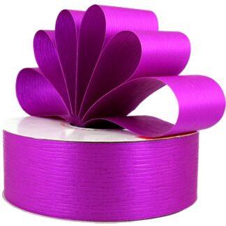 Magenta Matte Ribbon 50mm