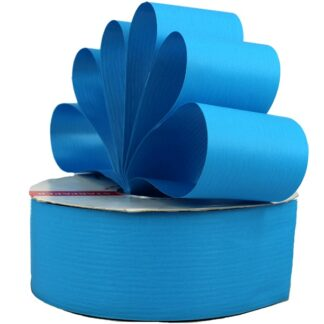 Sky Blue Matte Ribbon 50mm
