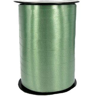 Moss Satin Ribbon 10mm