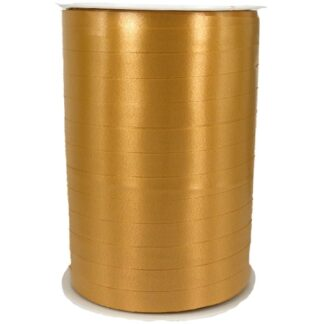 Gold Satin Ribbon 10mm