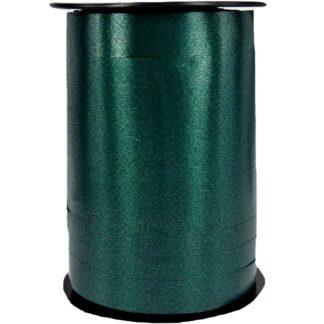 Hunter Green Satin Ribbon 10mm