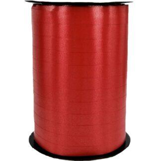 Deep Red Satin Ribbon 10mm