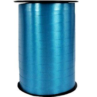 Turquoise Satin Ribbon 10mm