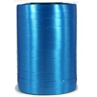 Mid Blue Satin Ribbon 10mm