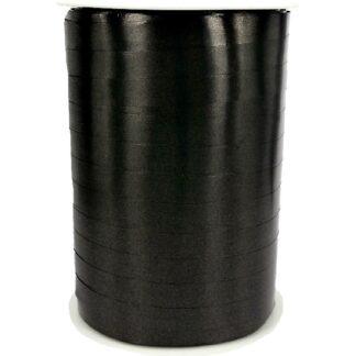 Black Satin Ribbon 10mm