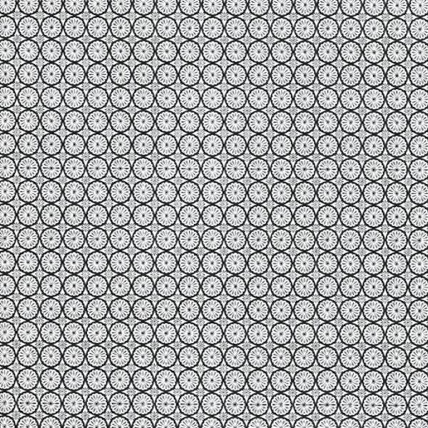 Black Cirkel Wrapping paper 57cm x 160m