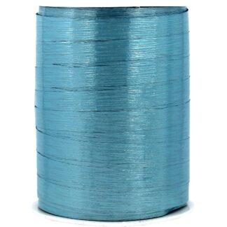Pale Blue Metallic Bouquet Ribbon