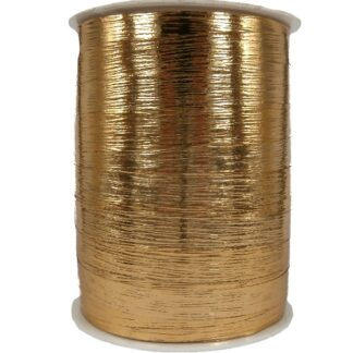 Gold Metallic Bouquet Ribbon