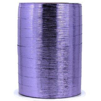 Lilac Metallic Bouquet Ribbon