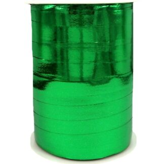 Emerald Metallic Ribbon