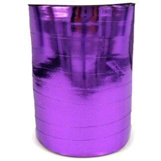 Violet Metallic Ribbon