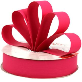 Cerise Matte Ribbon 31mm