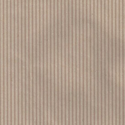 Stripes on Brown Kraft Wrapping Paper 57cm x 160m