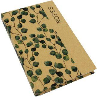 Kraft Note Book - Eucalypt