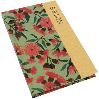 Kraft Note Book - Gum Nuts
