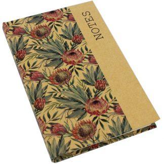 Kraft Note Book - Protea