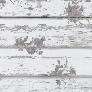 Shabby Roses Wrapping Paper 57cm x 160m