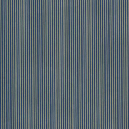 Stripe Gold/Navy Wrapping Paper 57cm x 160m