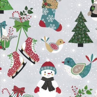 Skates Wrapping Paper 57cm x 160m