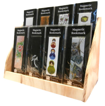 Display Stand - 2 Tier Wood