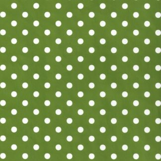 Green Spots Wrapping Paper 57cm x 160m