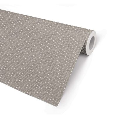 Crosses on Grey Wrapping Paper