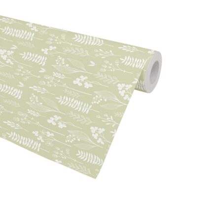 Matte Vintage Wrapping Paper