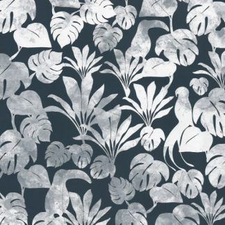 Monochrome Palms Wrapping Paper 57cm x 175m