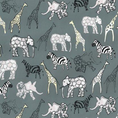 Safari Wrapping Paper 57cm x 175m