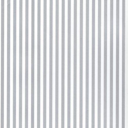 Silver Five Stripe Wrapping 57cm x 160m