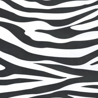 Matte Zebra Wrapping Paper 57cm x 160m